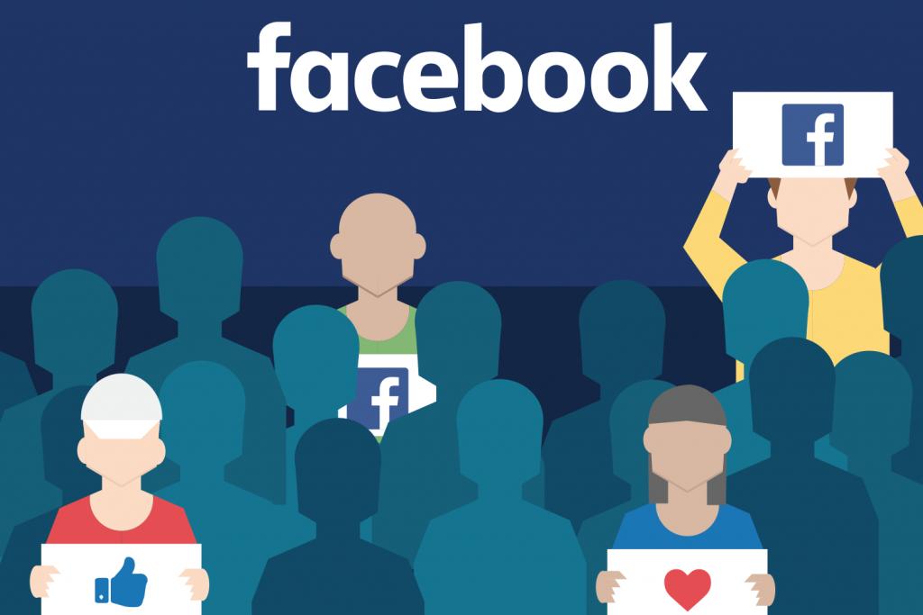 target trên Facebook