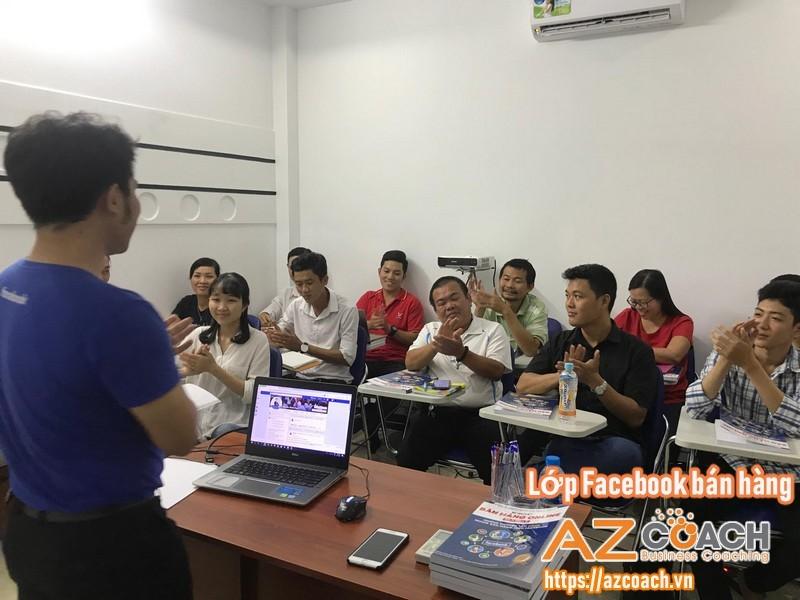 Báo Cần Thơ Online nói gì về khóa học Facebook bán hàng gần đây của AZ COACH