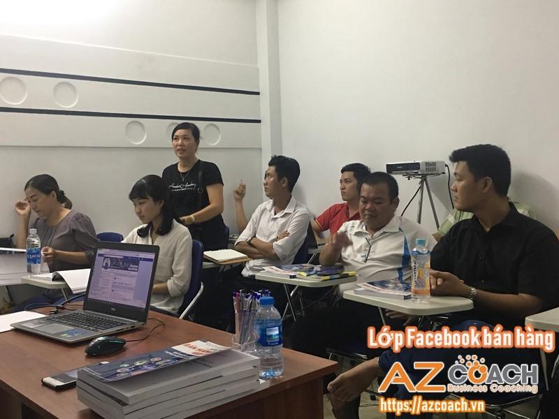 Báo Cần Thơ Online nói gì về lớp Facebook bán hàng gần đây của AZ COACH