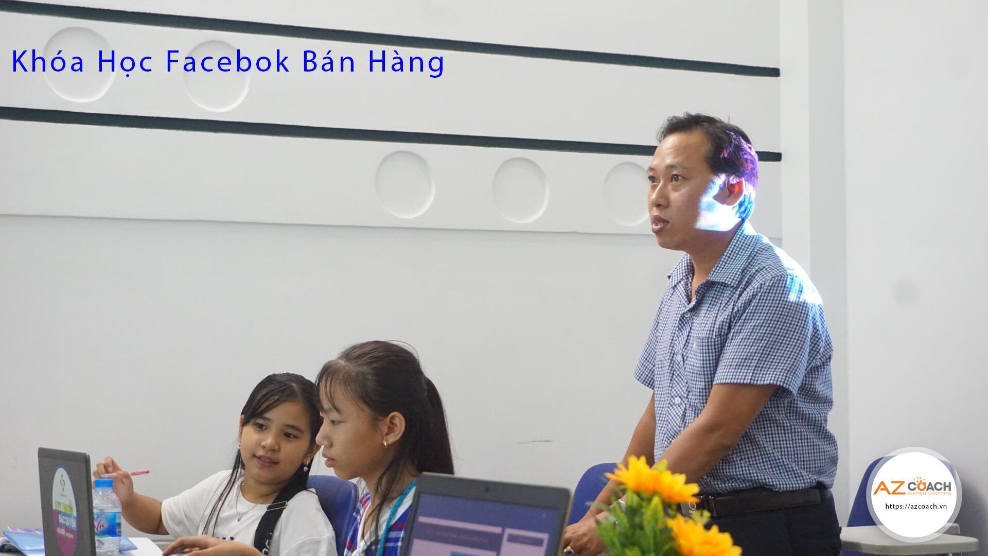 Buổi đầu tiên khóa 2 lớp học Facebook bán hàng