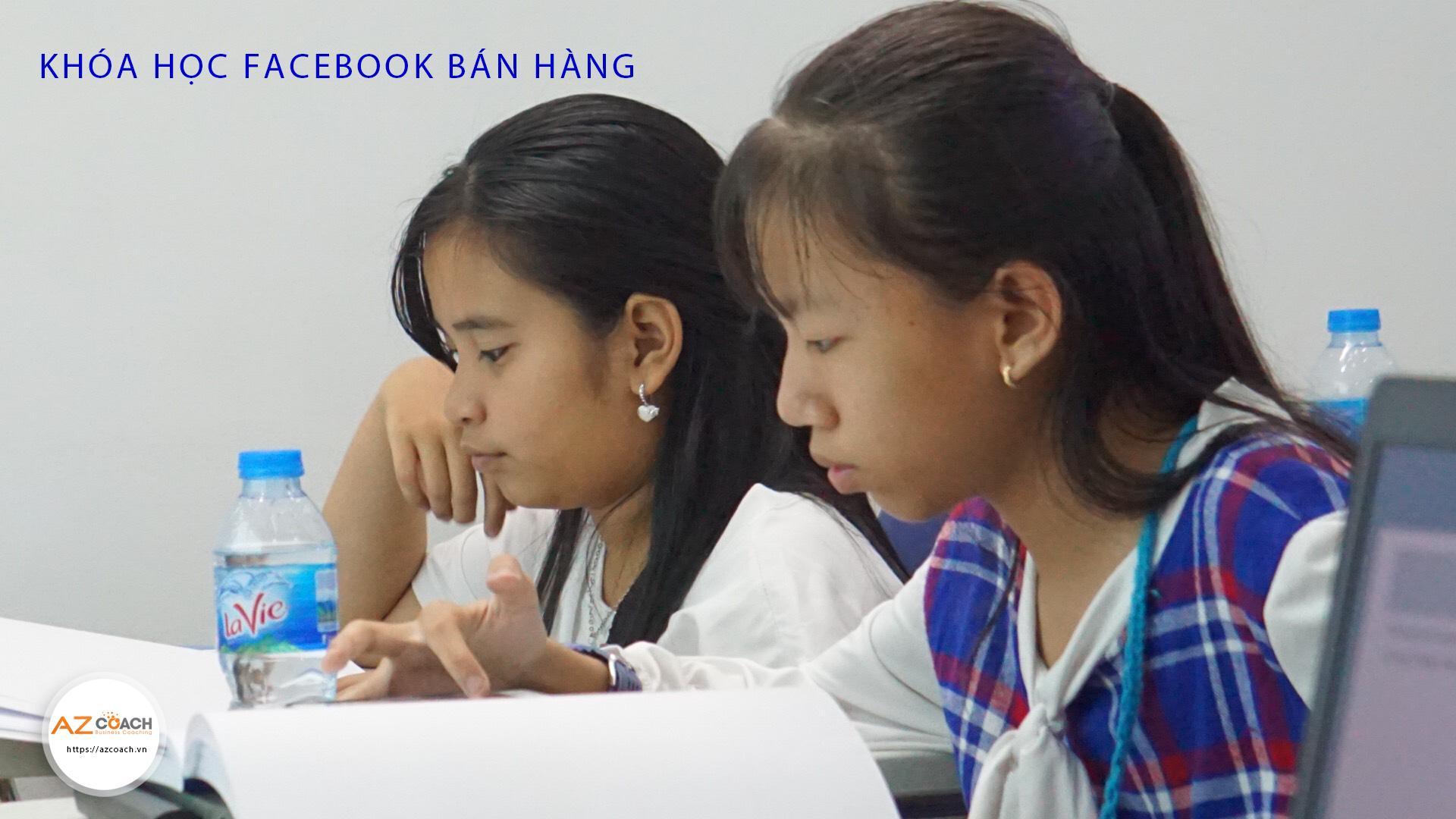 lớp học facebook bán hàng khóa 2
