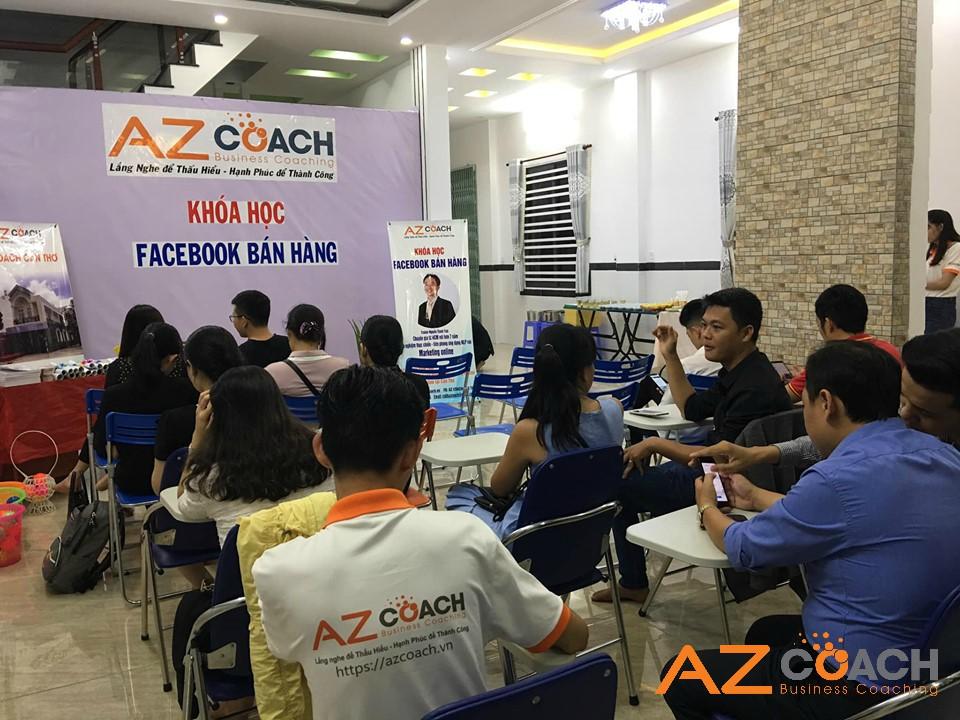 Sự kiện trao giấy chứng nhận hoàn thành khóa học Facebook bán hàng I & II