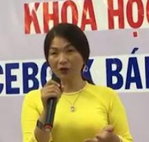 Chị Nguyễn Thị Hiền Thúy
